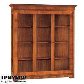 Итальянская мебель Morelato - Шкаф книжный кол. Biedermeier