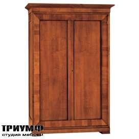 Итальянская мебель Morelato - Гардероб 2 двери кол. Biedermeier