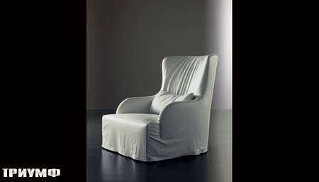 Итальянская мебель Meridiani - кресло Liu