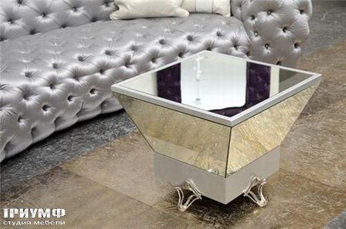 Итальянская мебель Mantellassi - Столик Florindo