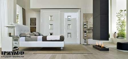 Итальянская мебель Luciano Zonta - Notte Armadi спальня Vanity