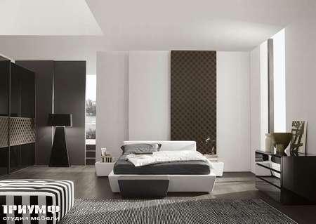 Итальянская мебель Mobileffe - gran place bed