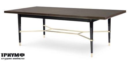 Американская мебель EJ Victor - georgia dining table
