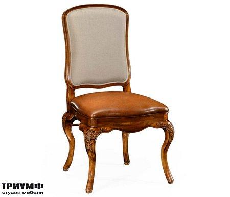 Американская мебель Jonathan Charles - Walnut Side Chair