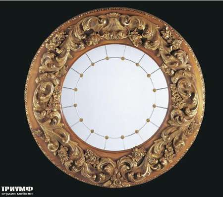 Итальянская мебель Jumbo Collection - Зеркало DIAM.100