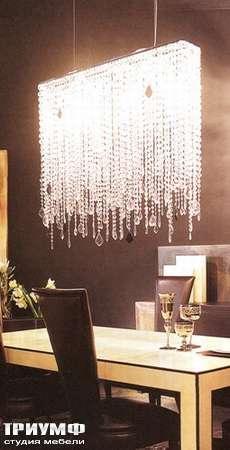 Итальянская мебель Rugiano - Светильник Cristalli