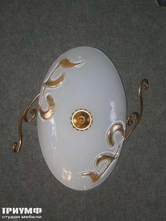 Освещение Eurolampart - Бра керамика, металл, арт. 2398-02PL
