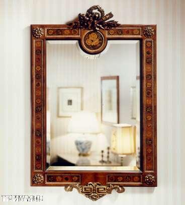 Итальянская мебель Colombo Mobili - Зеркало в имперском стиле арт.285 кол. Paganini