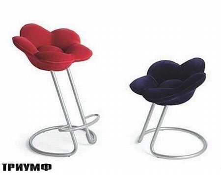 Итальянская мебель Edra - стулья Soshum