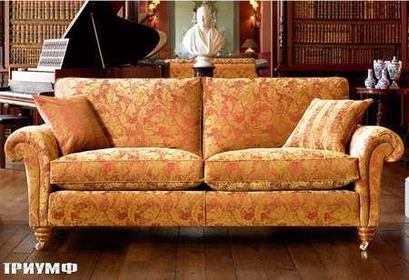 Английская мебель Duresta - диван BELVEDERE