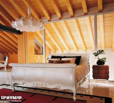 Итальянская мебель Luciano Zonta - Notte Letti кровать Charme