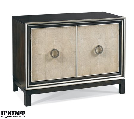 Американская мебель Hickory White - Eric Low Two Door Cabinet