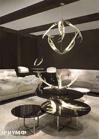 Итальянская мебель Fendi Casa - Журнальные столы