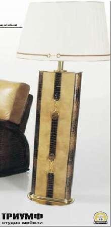 Итальянская мебель Formitalia - Торшер Ribot Gold