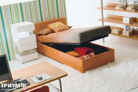 Итальянская мебель Di Liddo & Perego - Кровать с подъемным механизмом, Bigger