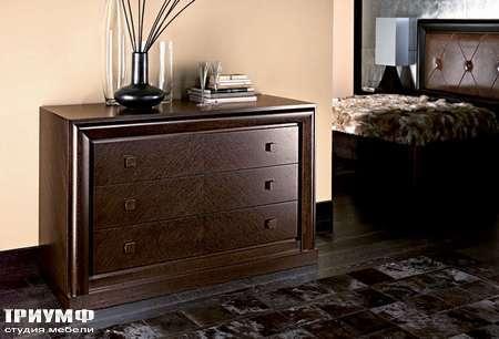 Итальянская мебель Sellaro  - Комод Accademia с 3 ящиками