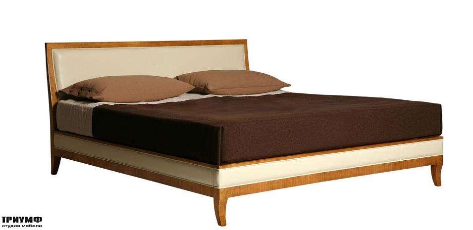Итальянская мебель Morelato - Кровать двухспальная