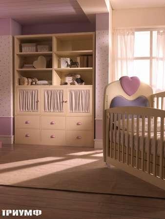 Итальянская мебель De Baggis - Шкаф 20-310
