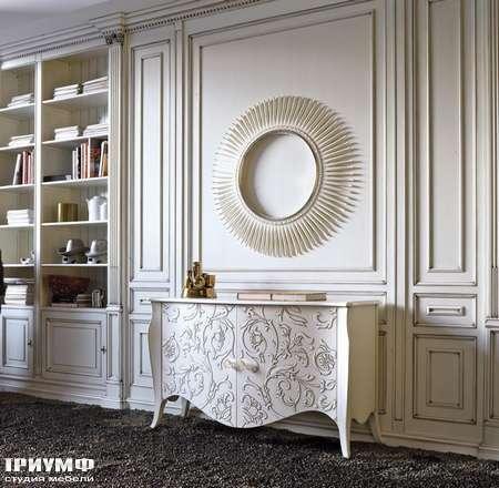 Итальянская мебель Luciano Zonta - Giorno Credenze сервант Vintage-Decor