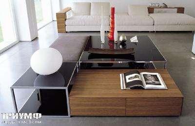 Итальянская мебель Longhi - журнальный стол queen