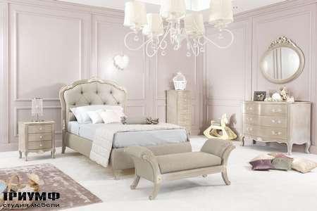 Итальянская мебель Tosconova - letto vienna baby