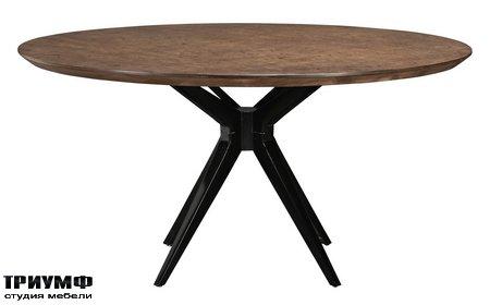 Американская мебель EJ Victor - starburst dining table