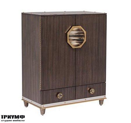Американская мебель Henredon - Barclays Street Bar Cabinet