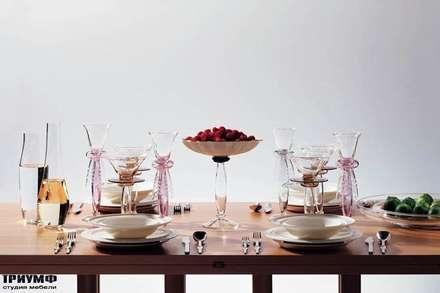 Итальянская мебель Driade - Набор предметов из стекла