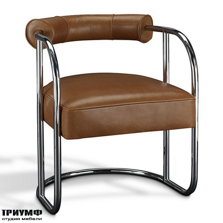 Американская мебель Ralph Lauren Home - CITY MODERN DINING CHAIR