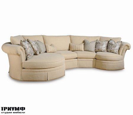 Американская мебель Taylor King - BAUDELAIRE SECTIONAL