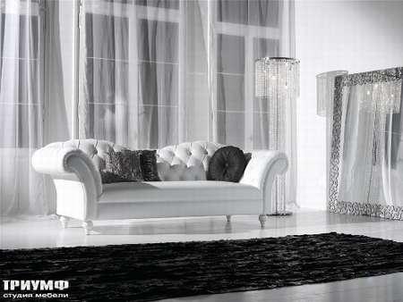 Итальянская мебель Noir Cattelan Italia - Диван Altavista
