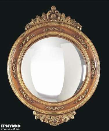 Итальянская мебель Jumbo Collection - Зеркало DIAM.95 H.120