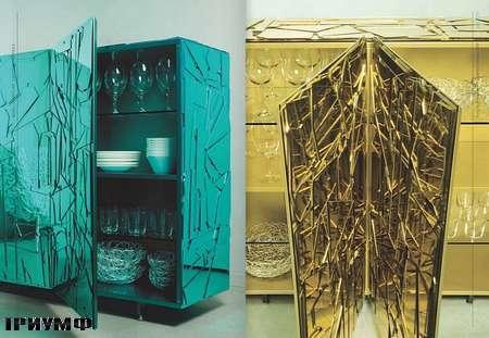 Итальянская мебель Edra - шкаф scrigno