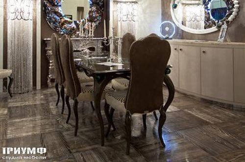 Итальянская мебель Mantellassi - Стул Ghirigoro