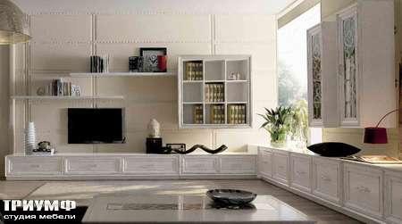 Итальянская мебель Giorgio Casa - Сasa Serena стенка
