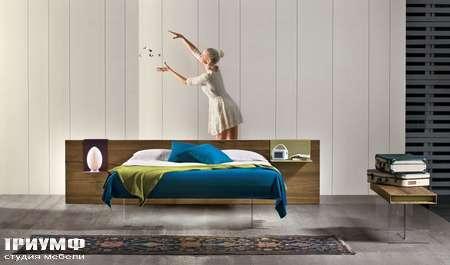 Итальянская мебель Lago - кровать wildwood bed