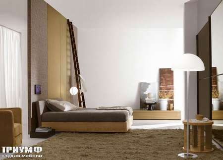 Итальянская мебель Mobileffe - jacopo bed