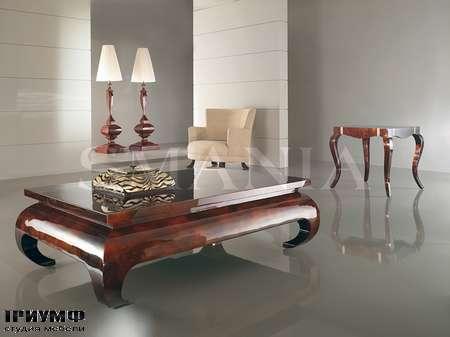 Итальянская мебель Smania - Журнальный стол Sumo