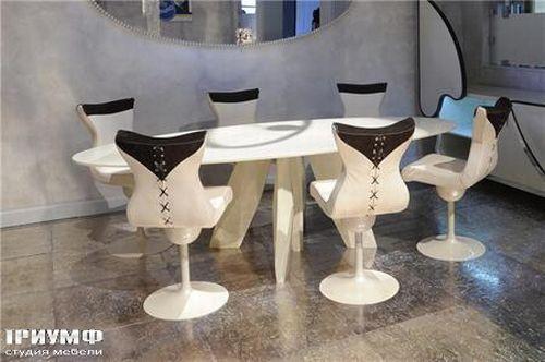 Итальянская мебель Mantellassi - Стул Guepierre