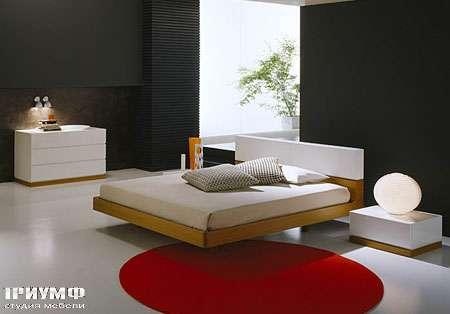 Итальянская мебель Vittoria - кровать  Lego
