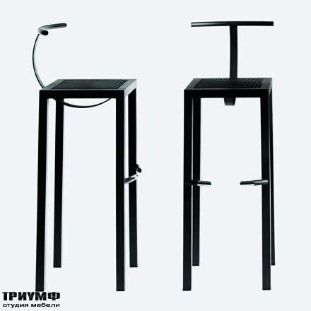 Итальянская мебель Driade - Барный стул Sarapis