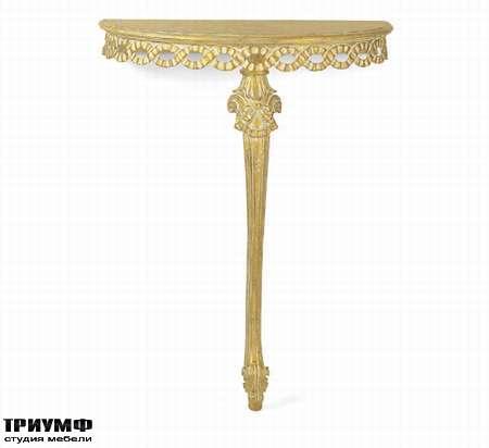 Итальянская мебель Chelini - консоль арт FCBO 837