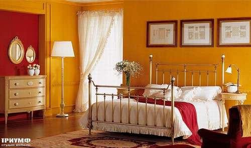 Итальянская мебель Giusti Portos - Кровать кованая классическая Classic