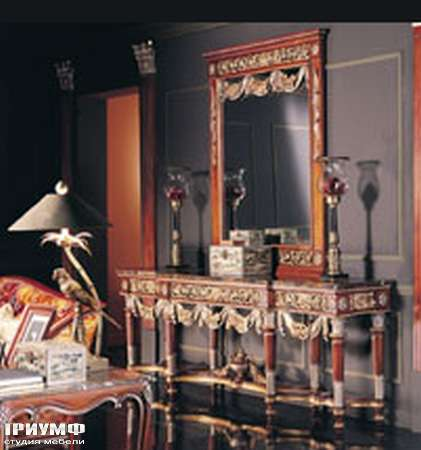 Итальянская мебель Jumbo Collection - Консоль Roxana