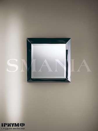 Итальянская мебель Smania - Зеркало Quadrox