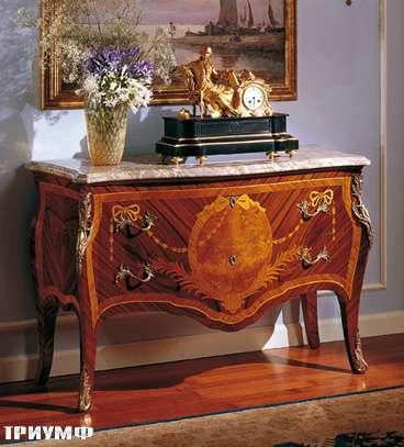 Итальянская мебель Colombo Mobili - Столик арт.5108.1 кол. Cimarosa