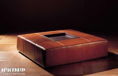 Итальянская мебель Longhi - пуф  imtray