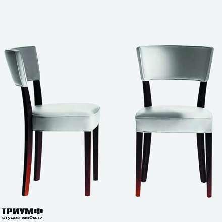 Итальянская мебель Driade - Стул с мягким сидением и спинкой