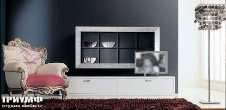 Итальянская мебель Moda by Mode - Тумба с ящиками Zoom
