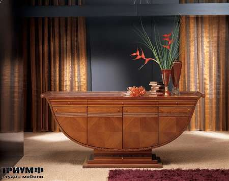 Итальянская мебель Carpanelli Spa - Комод Napoleone CR22